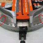 Cómo usar una caja para sierra ingletadora de mano