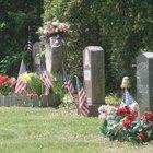 Cómo hacer arreglos florales para tumbas