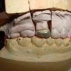 Cómo hacer un par de dientes postizos