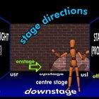 Ejercicios de voz y de movimientos corporales para la actuación