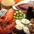 Alimentos para comer si tienes un bajo nivel de hierro