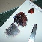 Cómo hacer pintura color siena quemada