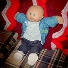 Cómo limpiar las muñecas Cabbage Patch