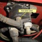 Cómo reiniciar el corte de combustible de Ford