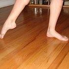 Cómo entrenarte en casa para ser una bailarina