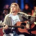 Cómo tocar la guitarra como Kurt Cobain