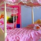 Instrucciones para hacer una cama para muñecas