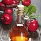 Cómo tratar las úlceras con vinagre de manzana