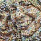 Cómo usar las técnicas de collage
