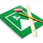 Cómo borrar el lápiz completamente