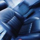 Cómo teñir los asientos de cuero de un coche