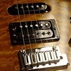Cómo arreglar el cableado de la guitarra eléctrica