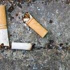 Como reparar quemaduras de cigarrillo en los tapizados