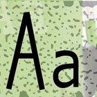 Cómo trazar letras y palabras