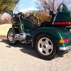 Cómo construir una moto triciclo