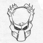 Cómo hacer tu propia máscara de depredador