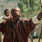 Cómo hacer un arco de bambú