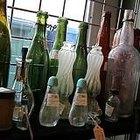Cómo limpiar botellas antiguas