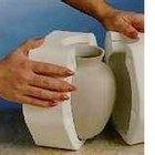 Como hacer cerámicas con moldes
