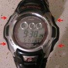 Cómo establecer la fecha en un reloj Casio