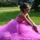 How to Hem a Formal Dress