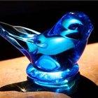 Cómo hacer figuras de cristal