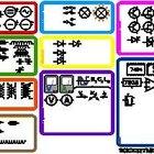 Qué son los símbolos eléctricos