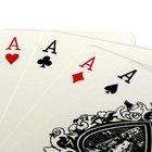 ¿Quién inventó los juegos de cartas?