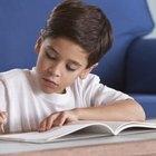 Cómo enseñar a un niño de primer grado a escribir una oración.