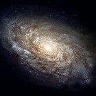 De qué están hechas las galaxias