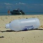 ¿Cuáles son las materias primas de las botellas de plástico?