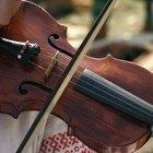 Cómo tocar acordes de acompañamiento en el violín