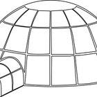 Cómo hacer la maqueta de un iglú