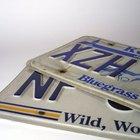 Cómo encontrar información del historial de un vehículo con el número de placa