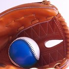 Cómo medir el tamaño de los guantes de béisbol para niños