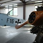 Cómo hacer una hélice de madera para un avión