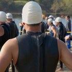 Cómo nadar para ganar músculo