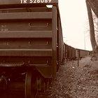 Cómo enviar un vehículo por tren