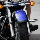 Cómo reparar el velocímetro de una motocicleta