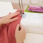 Cómo usar una máquina de coser Artisan