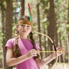 Cómo hacer un arco y flecha para un niño en 30 minutos