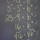 Cómo dividir un número por raíces cuadradas