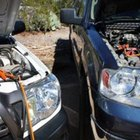 Jump starting a car correctly is safer.