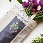 DIY Folk Flower Tote | Inspired by Mexican Embroidery