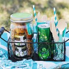 Picnic in a Mason Jar for Two