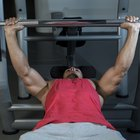 Bench Press With Perfect Form