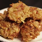 Savory Plantain Fritters Recipe