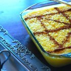 Saffron Rice Pudding: Sholeh Zard