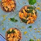 Vegan and Gluten-Free Stuffed Mushrooms