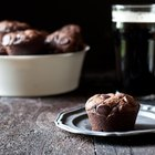 Chocolate Stout Chocolate Chip Muffins